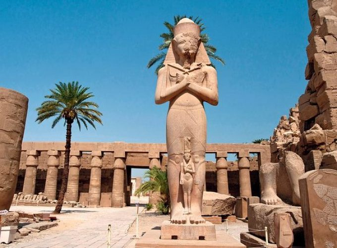 Your Guide in Egypt